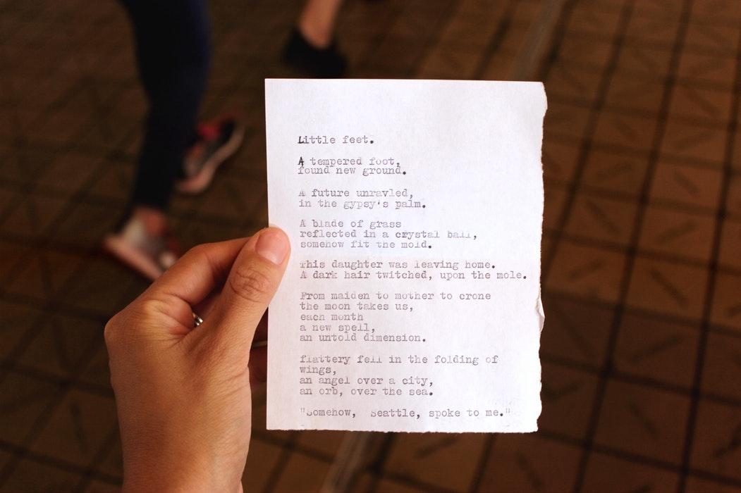 poetry essay paperleaf